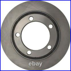 121.83016 Centric Brake Disc Front or Rear Driver Passenger Side New RH LH