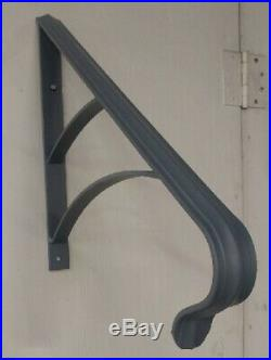 Grab Support BAR RAILs 27 WROUGHT IRON HANDRAILING WALL MOUNTED 2-3 Steps