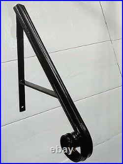 Grab Support bar 18 HAND RAIL IRON HANDRAILING SAFETY RAILS on Stairs Steps