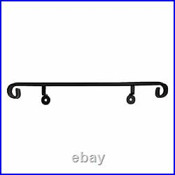Handrails for Outdoor Steps3 Ft Stair Handrail Black Wrought Iron Handrail 1
