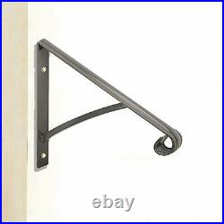 Handrails for Outdoor Steps, Outdoor Handrails Metal Wrought Iron Handrail Wall